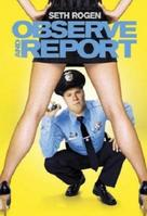 Observe and Report - British Movie Poster (xs thumbnail)