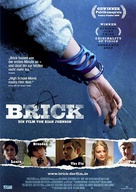 Brick - German Movie Poster (xs thumbnail)