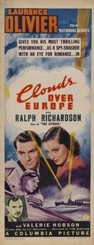 Clouds Over Europe - Movie Poster (xs thumbnail)