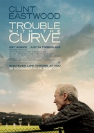 Trouble with the Curve - Dutch Movie Poster (xs thumbnail)