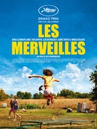Le meraviglie - French Movie Poster (xs thumbnail)