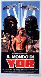 Il mondo di Yor - Italian Movie Poster (xs thumbnail)