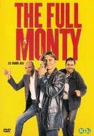 The Full Monty - Belgian Movie Cover (xs thumbnail)