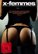 """X Femmes"" - German DVD cover (xs thumbnail)"