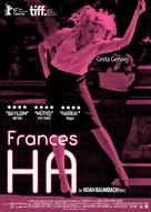 Frances Ha - Turkish Movie Poster (xs thumbnail)