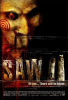 Saw II - Movie Poster (xs thumbnail)