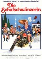 Ripetente fa l'occhietto al preside, La - German Movie Poster (xs thumbnail)
