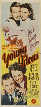 Young Ideas - Movie Poster (xs thumbnail)