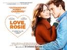 Love, Rosie - British Movie Poster (xs thumbnail)