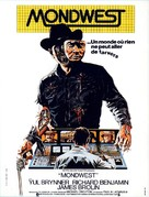 Westworld - French Movie Poster (xs thumbnail)