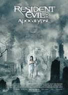 Resident Evil: Apocalypse - German Movie Poster (xs thumbnail)
