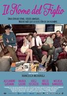Il nome del figlio - Argentinian Movie Poster (xs thumbnail)