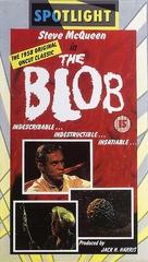 The Blob - VHS movie cover (xs thumbnail)