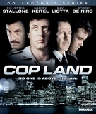 Cop Land - Blu-Ray movie cover (xs thumbnail)