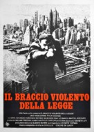 The French Connection - Italian Movie Poster (xs thumbnail)