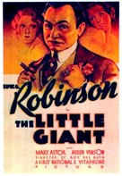 The Little Giant - Movie Poster (xs thumbnail)