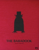The Babadook - Blu-Ray movie cover (xs thumbnail)