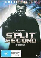 Split Second - Australian DVD cover (xs thumbnail)