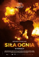 O que arde - Polish Movie Poster (xs thumbnail)