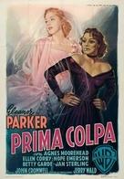 Caged - Italian Movie Poster (xs thumbnail)
