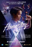 Homestay - Singaporean Movie Poster (xs thumbnail)