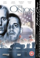 The Onion Field - British Movie Cover (xs thumbnail)