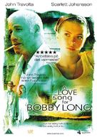 A Love Song for Bobby Long - Danish DVD movie cover (xs thumbnail)