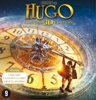 Hugo - Belgian Blu-Ray cover (xs thumbnail)