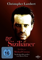 The Sicilian - German Movie Cover (xs thumbnail)