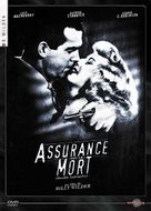 Double Indemnity - French DVD movie cover (xs thumbnail)