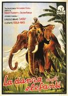 Elephant Boy - Italian Movie Poster (xs thumbnail)