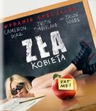 Bad Teacher - Polish Blu-Ray movie cover (xs thumbnail)