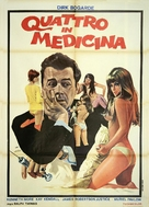 Doctor in the House - Italian Movie Poster (xs thumbnail)
