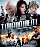 The Tournament - Swedish Blu-Ray cover (xs thumbnail)