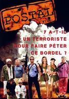 Postal - French DVD cover (xs thumbnail)