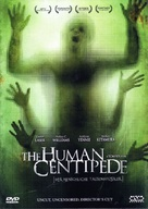 The Human Centipede (First Sequence) - Austrian DVD movie cover (xs thumbnail)