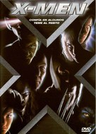 X-Men - Spanish DVD cover (xs thumbnail)