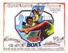 Jazz Boat - Movie Poster (xs thumbnail)