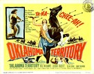 Oklahoma Territory - Movie Poster (xs thumbnail)