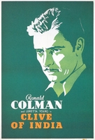 Clive of India - Movie Poster (xs thumbnail)