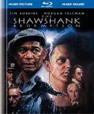 The Shawshank Redemption - Blu-Ray movie cover (xs thumbnail)