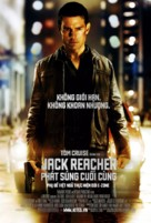 Jack Reacher - Vietnamese Movie Poster (xs thumbnail)