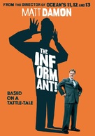 The Informant - Belgian Movie Poster (xs thumbnail)