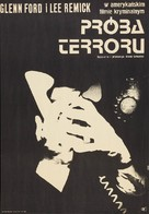 Experiment in Terror - Polish Movie Poster (xs thumbnail)