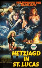 Down Twisted - German Movie Cover (xs thumbnail)