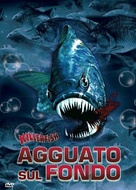 Killer Fish - Italian DVD movie cover (xs thumbnail)