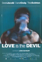 Love Is the Devil: Study for a Portrait of Francis Bacon - Italian Movie Poster (xs thumbnail)