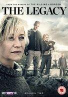 """Arvingerne"" - British DVD movie cover (xs thumbnail)"