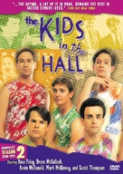 """""""The Kids in the Hall"""" - Movie Cover (xs thumbnail)"""