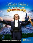 André Rieu's 2015 Maastricht Concert - Costa Rican Movie Poster (xs thumbnail)